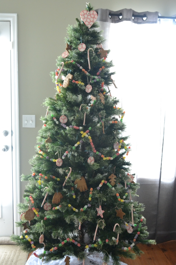 but i really enjoyed making this christmas treat treechristmas tree t
